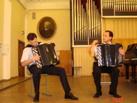 Бах Иоганн Себастьян - Концерт Ре-минор