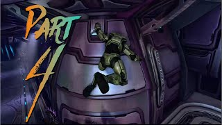 Let's Play Halo Combat Evolved Part 4  | Maze