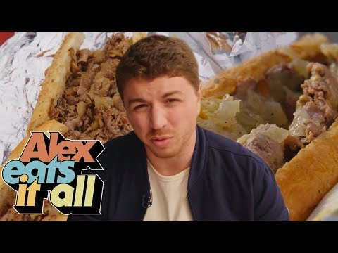 16 Philly Cheesesteaks in 12 Hours. Which Is the Best? | Bon Appétit