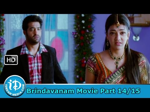 Brindavanam Movie Part 1415 - Jr NTR Samantha Kajal Agarwal