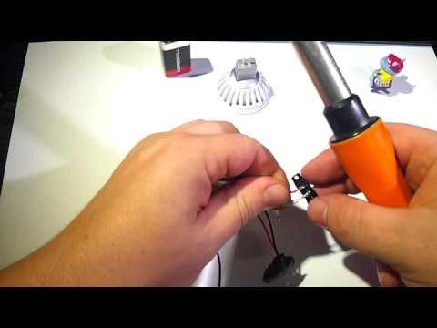 DIY LED Videoleuchte Selber Machen, Viel Licht Für Wenig Geld