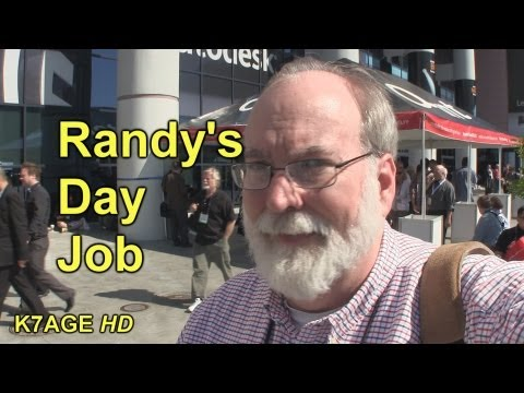 Randy's Day Job, NAB 2012 Las Vegas