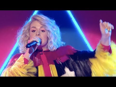 Grace Davies Performs Her Rendition Of Anne Marie | Live Show | The X Factor UK 2017