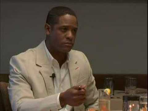 Tananarive, Steven Barnes and Blair Underwood