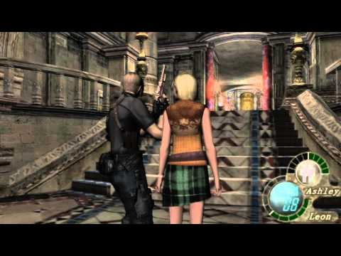 Resident evil 4 Profesional NO DAMAGE Capitulo 3-1