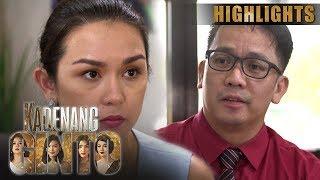 Romina, nahirapan sa paghahanap ng trabaho | Kadenang Ginto (With Eng Subs)