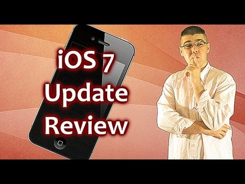 iOS 7 update review