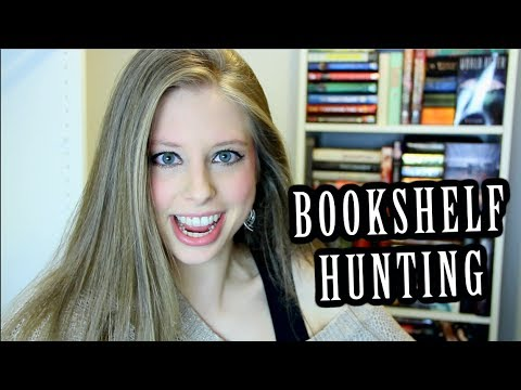 BOOK HUNTING | XTINEMAY