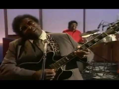 B. B.  King - Into The Night