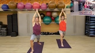 Power Yoga Workout for Every Body, with Bryan Jones