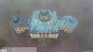 Drohnenaufnahmen Schloss Belvedere Weimar