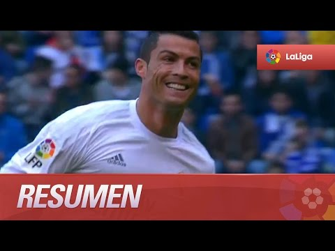 Resumen de Deportivo de la Coruña (0-2) Real Madrid