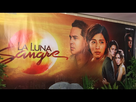 La Luna Sangre Press Conference Red Carpet | YouTube Mobile Livestream