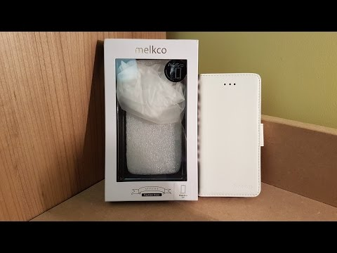 Review of the Melkco Wallet PU Leather Flip Case for Apple iPhone 6 / 6S