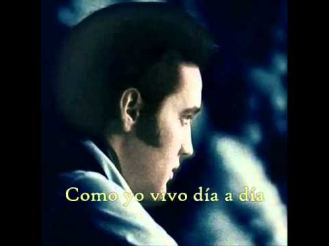 Llorando en la Capilla (Crying in The Chapel)   Elvis Presley.wmv