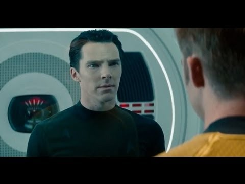 Movie Review (SPOILERS) - Star Trek Into Darkness