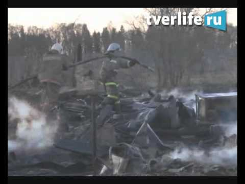 Пожары в Кувшиново