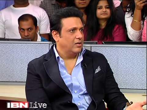 ( Govinda ,Ranveer Singh, ) Watch  'Kill Dil' star cast in CNN IBN newsroom Bollywood Videos IBNLive
