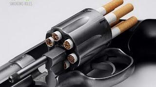 Фильмы о вреде курения: Секреты манипуляции.Табак + Жертвы калибра 7,62 + Конвейер смерти.Никотин