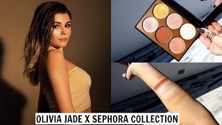 OLIVIA JADE X SEPHORA COLLECTION (holy sh*t)