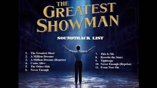 Download Lagu The Greatest Showman Song [Official Lyric Video] OST Soundtrack full Gratis STAFABAND