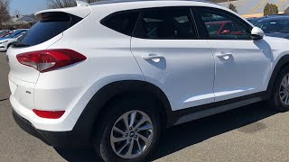 2018 Hyundai Tucson Danbury, Newtown, Ridgefield, Brookfiels, New Fairfield, CT H11068