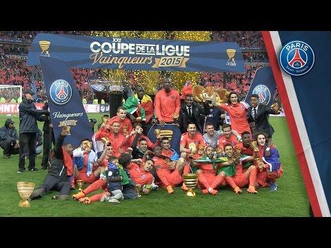 Bastia-Paris : Joie et réactions VAINQUEUR COUPE DE LA LIGUE 2015