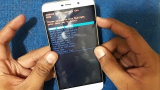 Coolpad Note 3 Lite 8298 I00 Hard Reset And  Pin Lock Pattern Eazy 100%