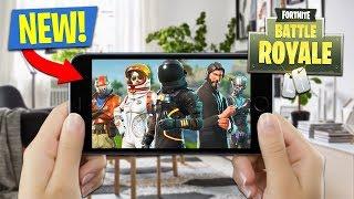 download musica NEW FORTNITE MOBILE iOS LIVESTREAM Fortnite on Mobile Gameplay