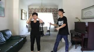 Nhac hai - Gangnam Style - Phiên bản mẹ và con