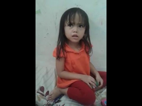Kakak Najwa Sajidah Latihan Bahasa Inggris