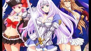 Queen's Blade Rebellion (season 3) amv - Bonds of the rebellion