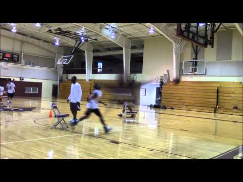 2018 PG, Nykeria Reed (Seffner Christian Academy) - 09/28/2014