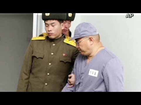 Kenneth Bae's family apologies on prisoner's be...