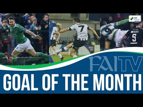 SSE Airtricity League Goal of the Month - April 2018