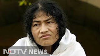 Irom Sharmila to end her fast after 16 years today