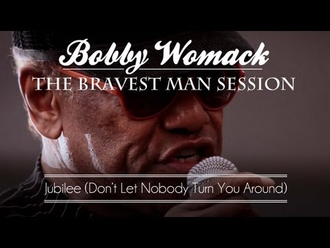 "Bobby Womack & Damon Albarn Perform ""Jubilee"" - 4 of 4"