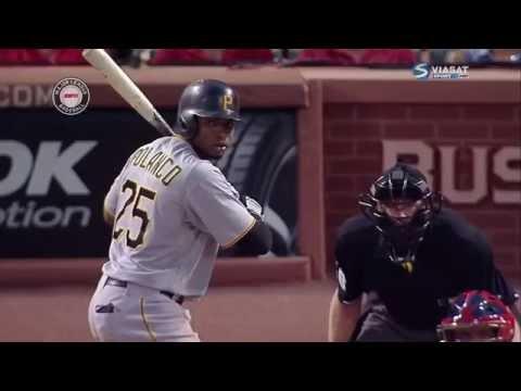 Бейсбол. MLB: Сент Луис Кардиналс - Питтсбург Пайрэтс (12.08.2015)
