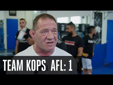 Bert Kops Gym en zijn Talenten! | TEAM KOPS #1