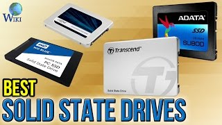 10 Best Solid State Drives 2017
