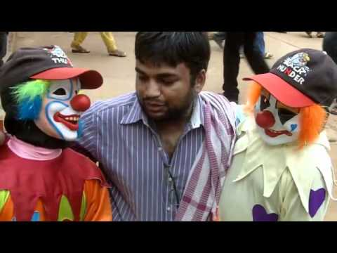 Interview with blackthunder jokers (by prashanth)
