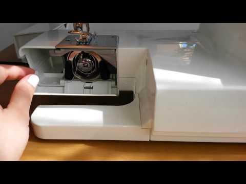 Come infilare la macchina da cucire seconda parte how for Macchina da cucire seconda mano