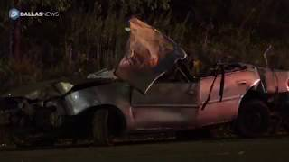 Driver killed in collision with telephone pole
