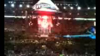 Wrestle mania 2012 hell in the cell