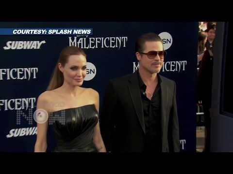 Brad Pitt & Angelina Jolie DIVORCE!!!