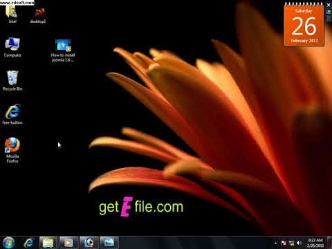 02 How to Edit Joomla 1.6 Header picture