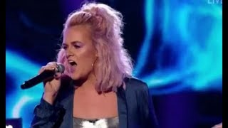 Grace Davies Is Back Debuts Her Energetic Original Love Song 39 Hesitate 39 The X Factor Uk 2017