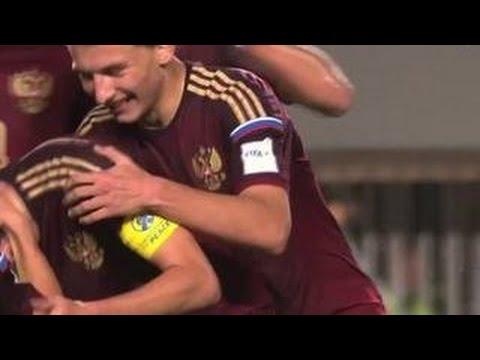 Супергол с центра поля: Россия удивляет на ЧМ по футболу