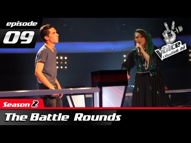 The Voice of Afghanistan: Battles- Ep.09