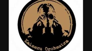 Watch Kaizers Orchestra Bak Et Halleluja video